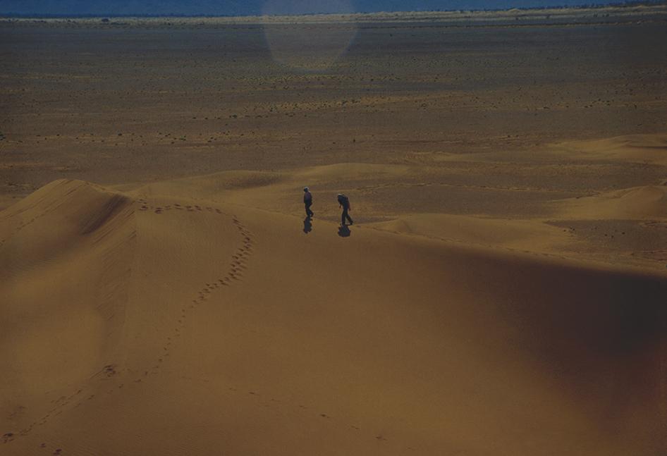 Tinfou, Morocco